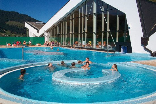 Schwimmen - Therme Amadé Altenmarkt - Ferienhaus Pedross