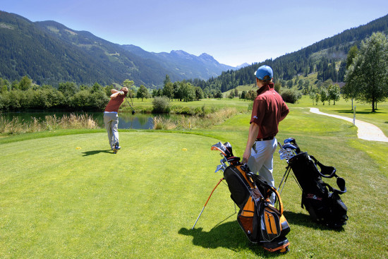 Golfen - Sommerurlaub Radstadt - Salzburger Land - Ferienhaus Pedross