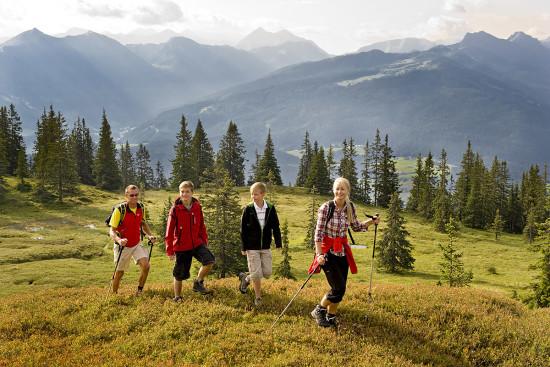 Sommerurlaub Radstadt - Salzburger Land - Ferienwohnungen - Ferienhaus Pedross