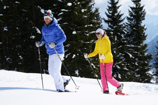 Skitouren & Schneeschuhwandern - Winterurlaub Radstadt - Salzburger Land - Ferienwohnungen Pedross