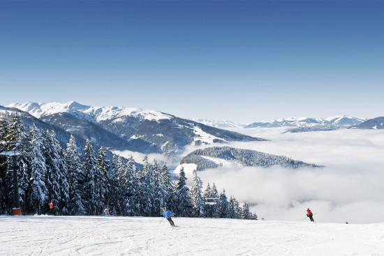 Skifahren & Snowboarden - Winterurlaub Radstadt - Salzburger Land - Ferienwohnungen Pedross